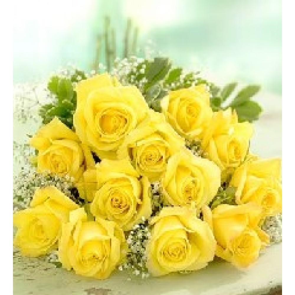 HOA TÌNH YÊU HTY018- GOLD LOVE
